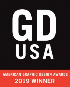 GD USA American Graphic Design Awards 2019 Winner