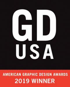 GD USA American Graphic Design Awards 2019 Winner