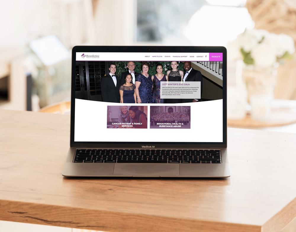 Benedictine Health Foundation Website