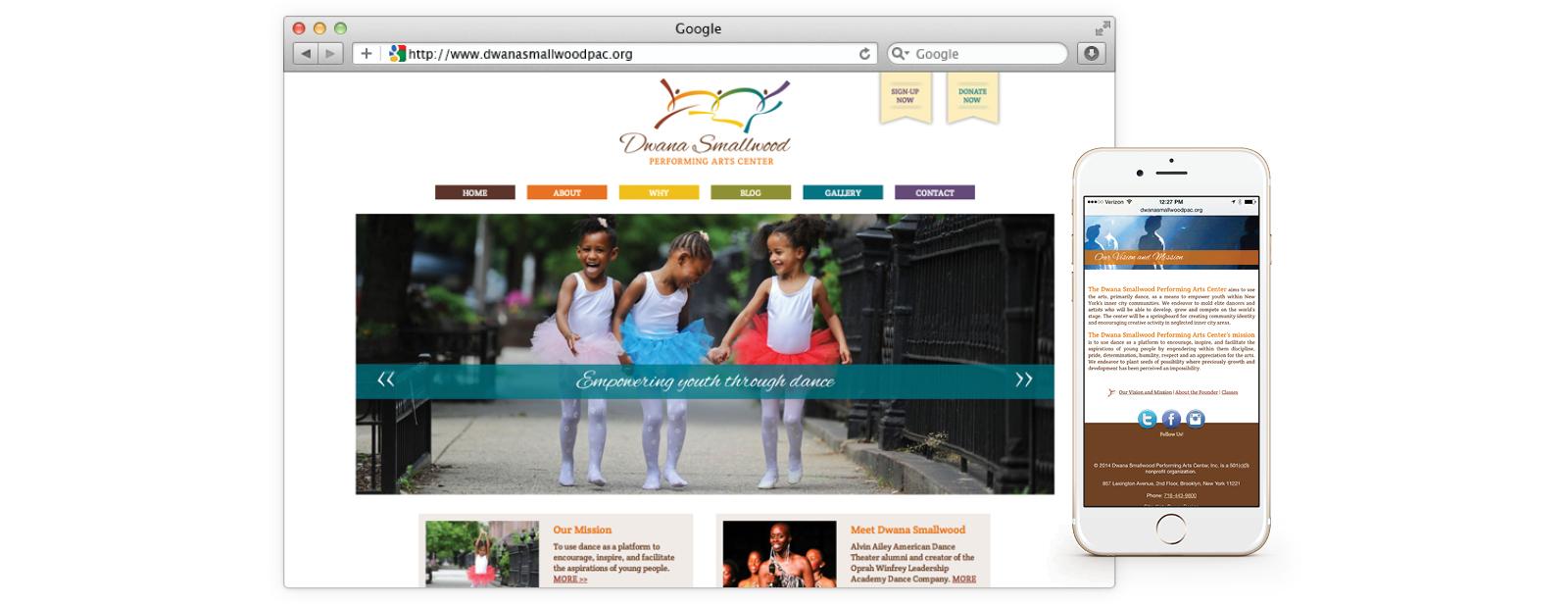 DSPAC-web-Portfolio