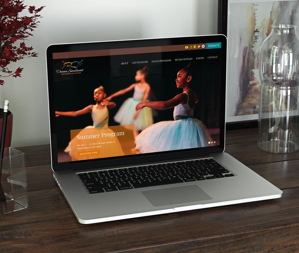 Dwana Smallwood Performing Arts Center Website