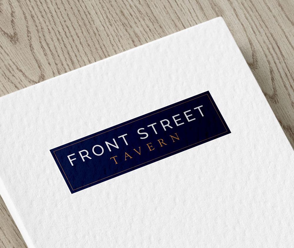 Front Street Tavern Logo
