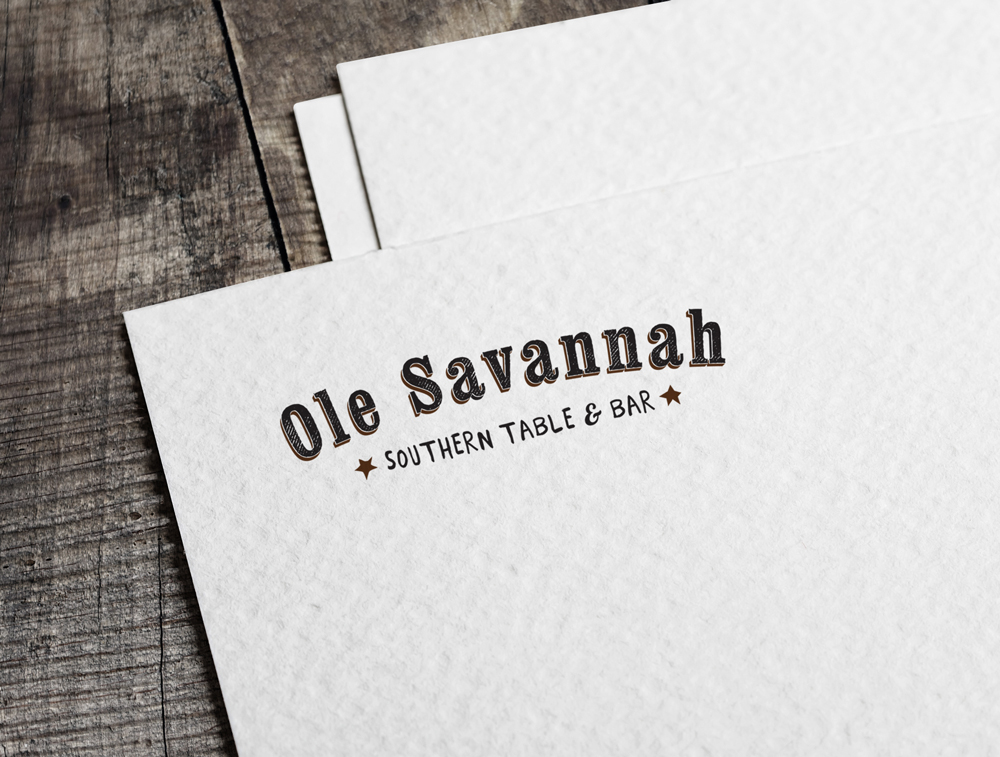 Ole Savannah Logo