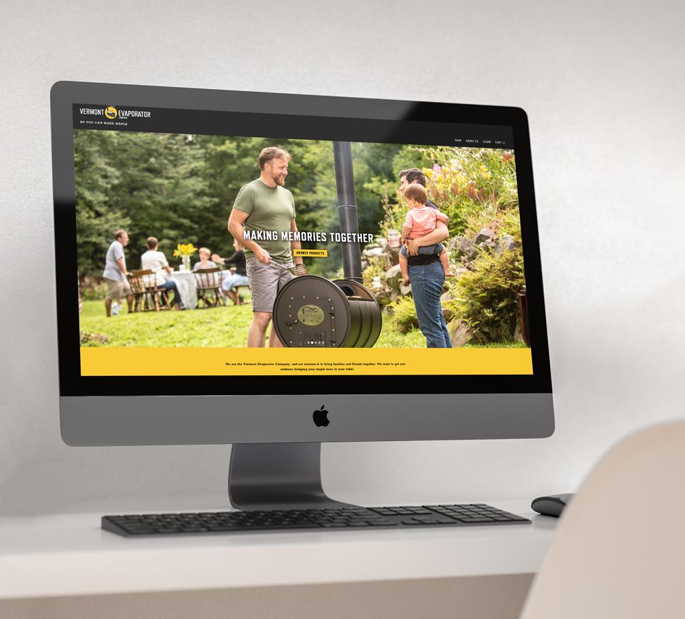 Vermont Evaporator Website