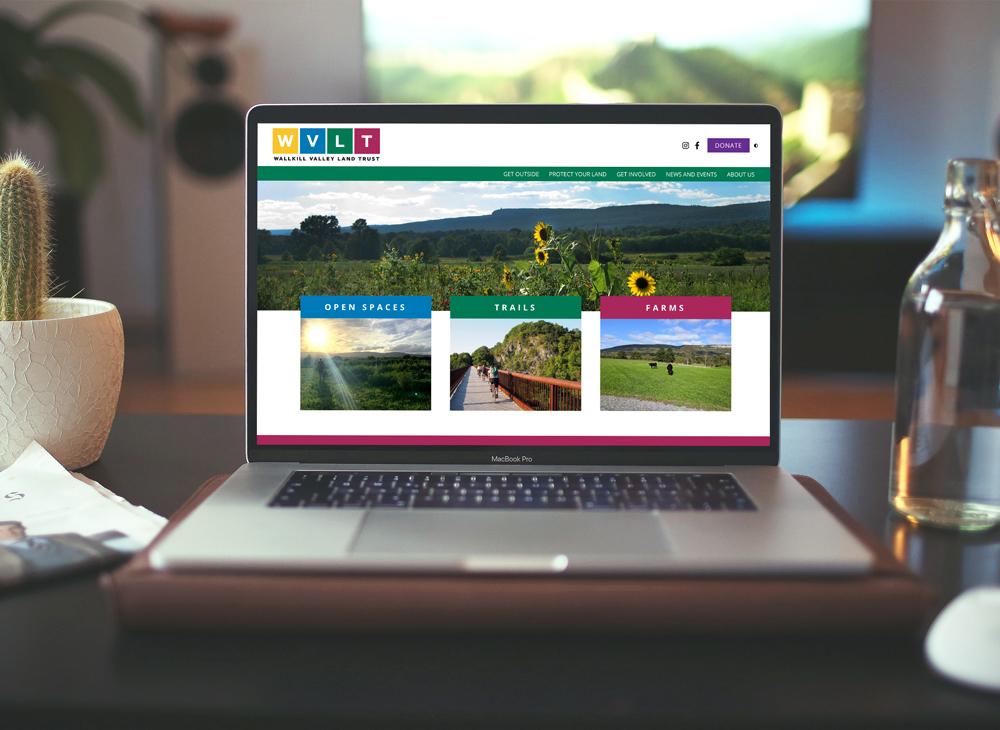 Wallkill Valley Land Trust Website