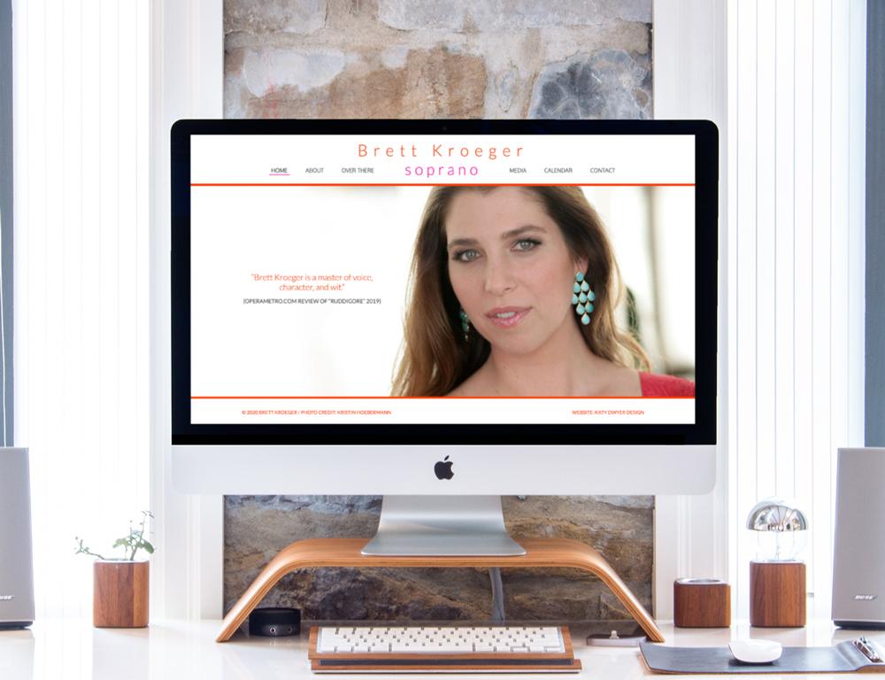 Brett Kroeger Website