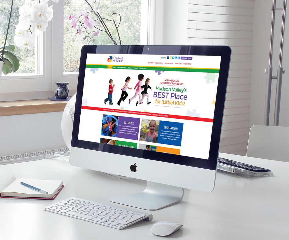 Mid-Hudson Children's Museum Website