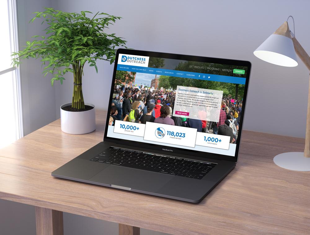 Dutchess Outreach Website