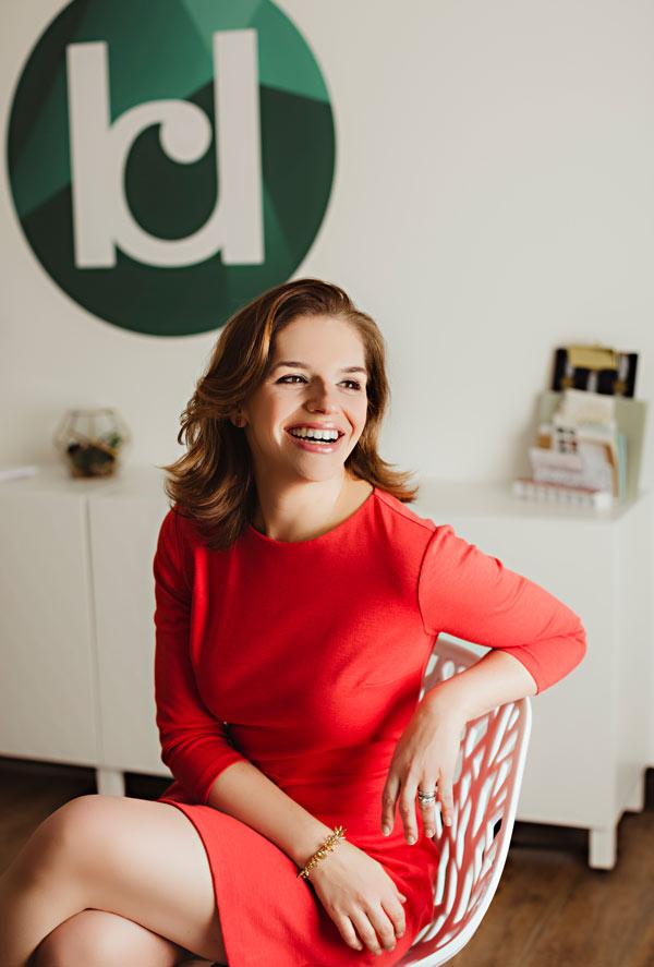 Katy Dwyer in Office