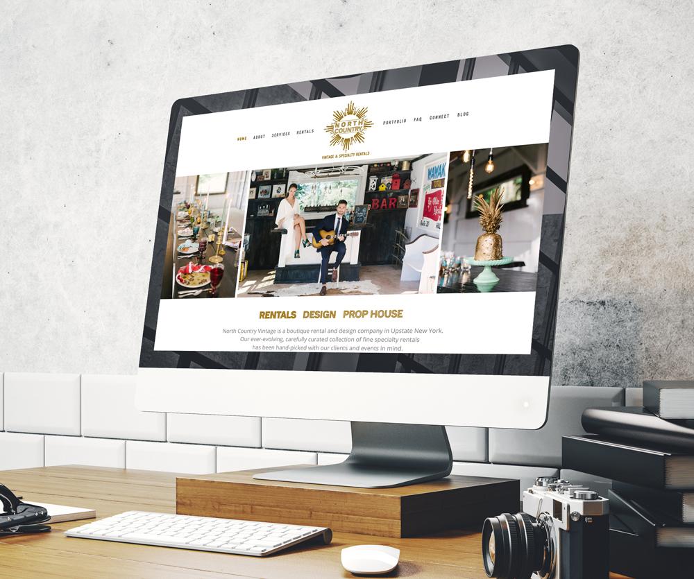 North Country Vintage Website