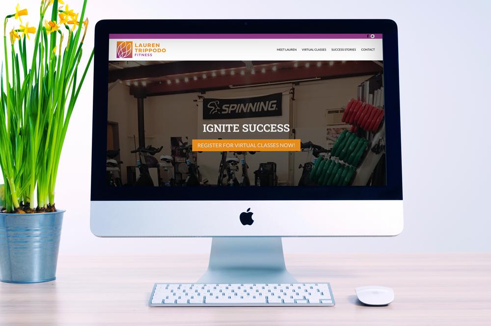 Laurent Trippodo Fitness Website