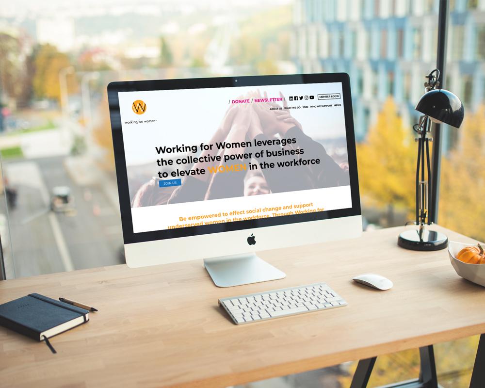 Working for Women Website