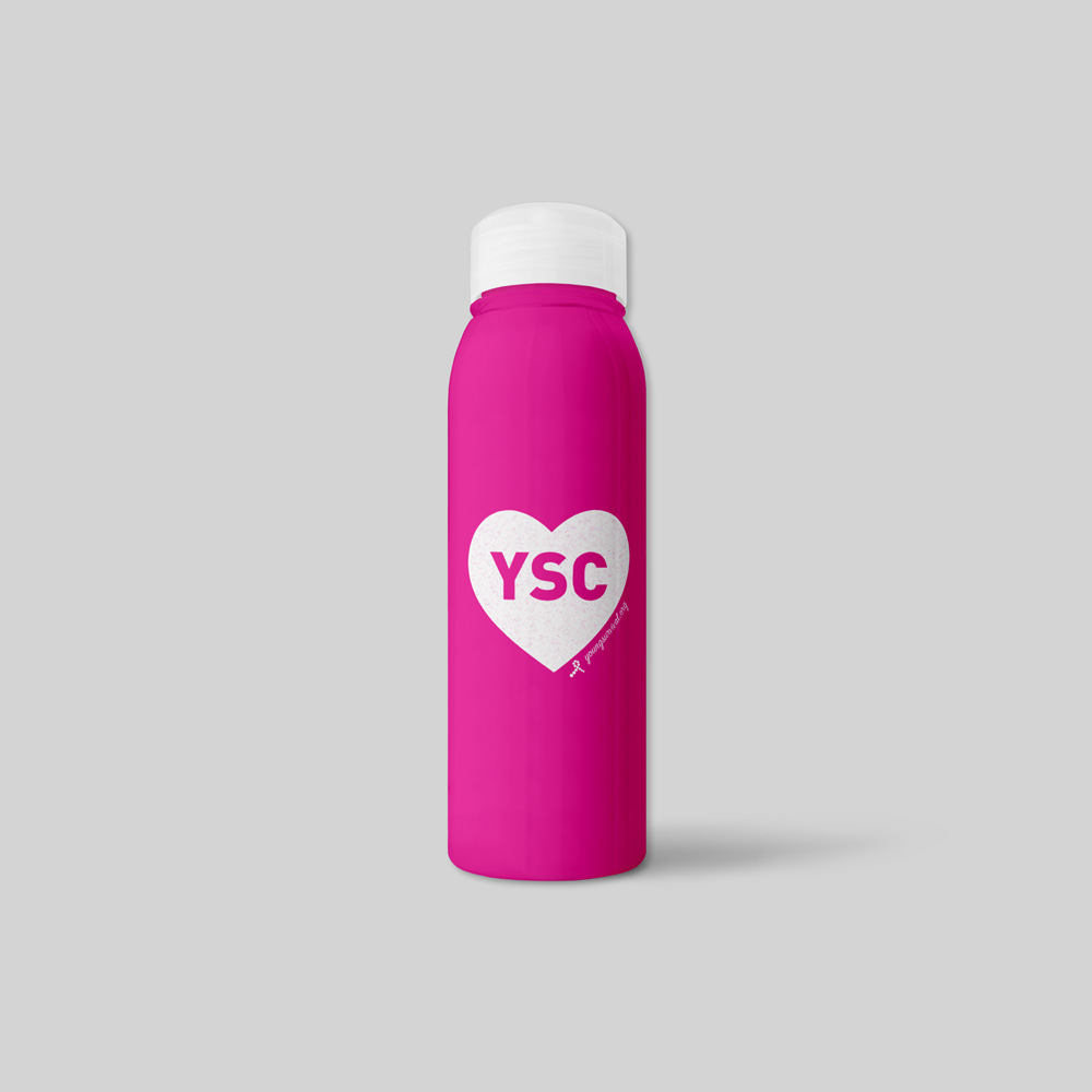 YSC water bottle