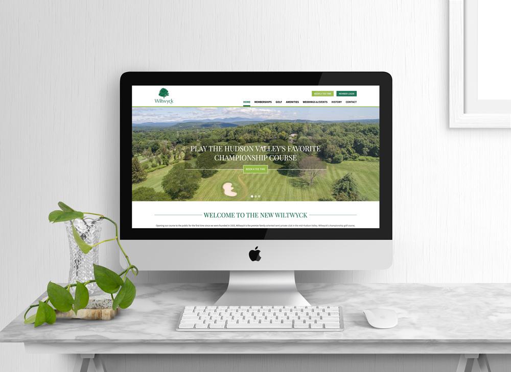 Wiltwyck Golf Club Website